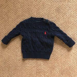 Ralph Lauren Baby Boy Sweater